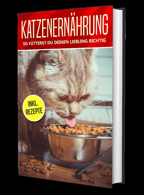 Buchcover Katzenernährung